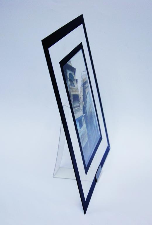 Slimpy® classique pour photo 10x15 avec son pied transparent